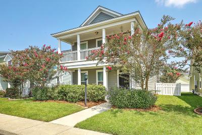 Summerville Single Family Home For Sale: 216 Crossandra Avenue