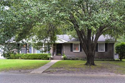 Charleston Single Family Home For Sale: 500 E Wimbledon Drive