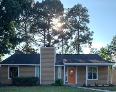 Single Family Home For Sale: 103 Broken Trail