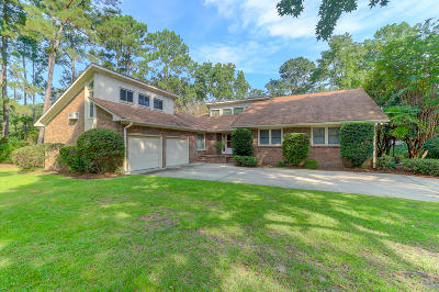 Charleston Single Family Home For Sale: 1518 Saint Helenas Point