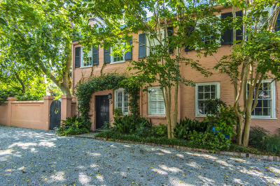 Charleston Attached For Sale: 28 Society Street #C