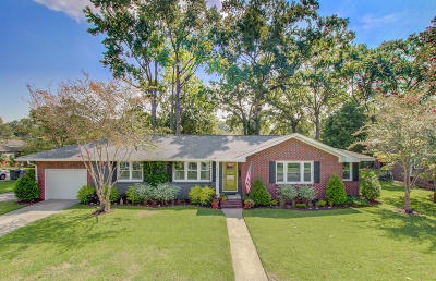 North Charleston Single Family Home Contingent: 5020 France Avenue