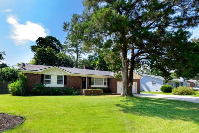 Charleston Single Family Home For Sale: 1356 Pooshee Drive