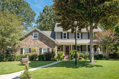 Charleston SC Single Family Home For Sale: $559,000