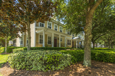 Berkeley County, Charleston County Attached For Sale: 2275 Daniel Island Drive