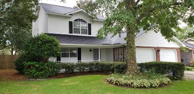 North Charleston Single Family Home For Sale: 7886 Red Birch Circle