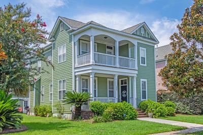 Summerville Single Family Home For Sale: 208 Hydrangea Street