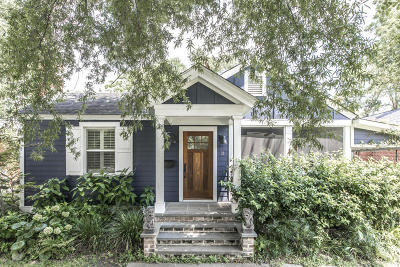 Charleston Single Family Home Contingent: 28 Piedmont Avenue