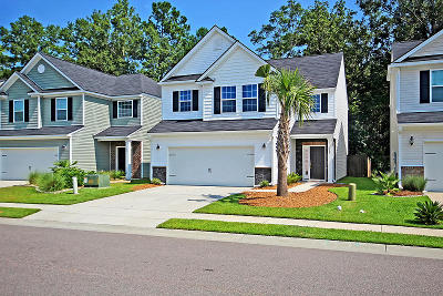 Single Family Home Contingent: 166 Longford Drive