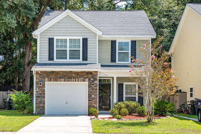 Johns Island Single Family Home For Sale: 1780 Towne Street