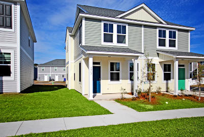 North Charleston Attached For Sale: 3967 Gullah Drive