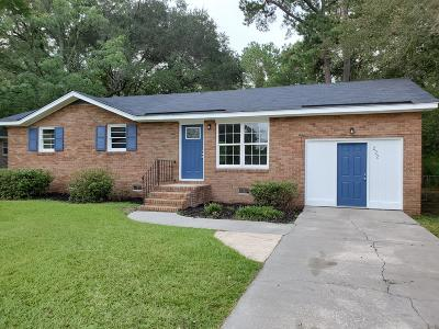 Dorchester County Single Family Home For Sale: 222 Owens Drive