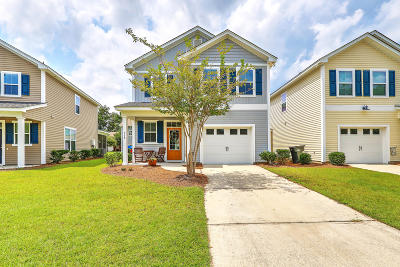 Charleston SC Single Family Home For Sale: $245,000