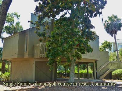 Single Family Home For Sale: 602 Magnolia Walk Villas