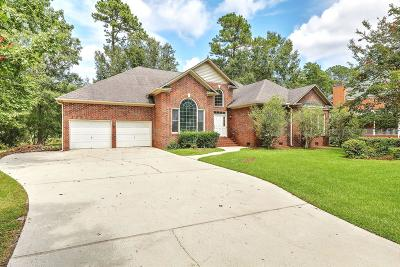 Dorchester County Single Family Home For Sale: 580 Barfield Drive