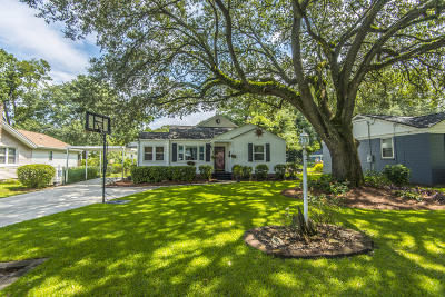 North Charleston Single Family Home For Sale: 5234 Braddock Avenue