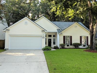 North Charleston Single Family Home For Sale: 5415 Greggs Landing Drive