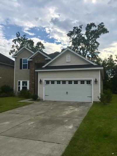 Ladson Single Family Home For Sale: 2004 Hunters Bend Trail