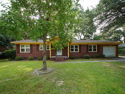 Charleston Single Family Home For Sale: 808 Melrose Drive