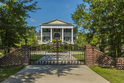Summerville Single Family Home For Sale: 1194 Saddlehorn Road