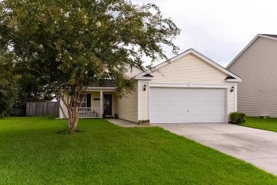 Dorchester County Single Family Home For Sale: 133 Blue Jasmine Lane
