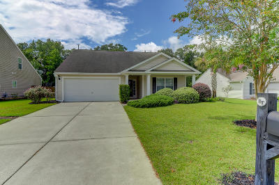Hanahan Single Family Home Contingent: 7410 Painted Bunting Way