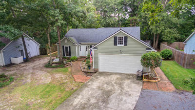 Summerville Single Family Home For Sale: 119 Mill Pond Court