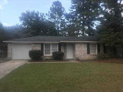 Ladson Single Family Home For Sale: 4456 Elderwood Drive