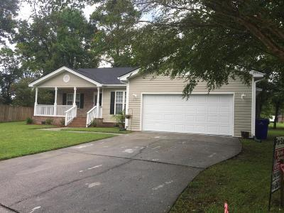 Single Family Home For Sale: 8612 Cislo Court