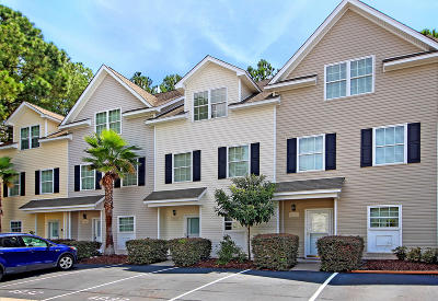 North Charleston Attached For Sale: 4932 Date Palm Drive