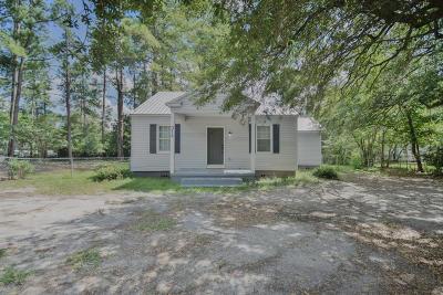Single Family Home For Sale: 316 Haynes Street