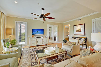 Berkeley County, Charleston County Attached For Sale: 135 Pier View Street #302