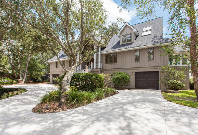 Isle Of Palms SC Single Family Home For Sale: $2,650,000