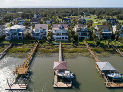 Isle Of Palms SC Single Family Home For Sale: $3,125,000
