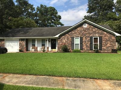 Ladson Single Family Home Contingent: 1309 Pinyon Pine Drive