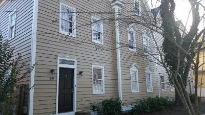 Charleston Attached Contingent: 39 Radcliffe Street #C