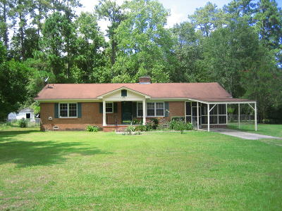 Single Family Home Contingent: 112 Sharon Drive