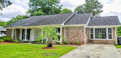 Summerville Single Family Home For Sale: 108 Longleaf Road