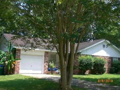 Dorchester County Single Family Home For Sale: 229 Judith Drive