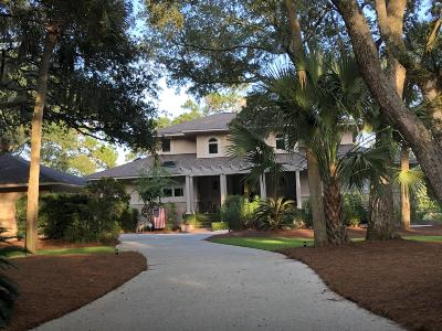 Seabrook Island SC Single Family Home Contingent: $989,000