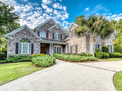 Pawleys Island Single Family Home For Sale: 792 Preservation Circle