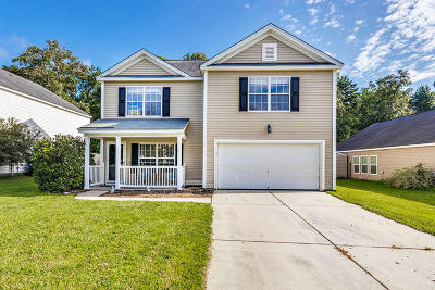 Ladson Single Family Home For Sale: 1032 Briar Rose Lane