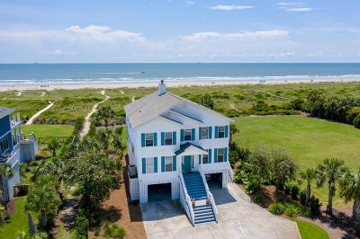 Isle Of Palms SC Single Family Home For Sale: $2,750,000