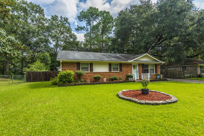 Summerville Single Family Home For Sale: 110 Chalmers Lane