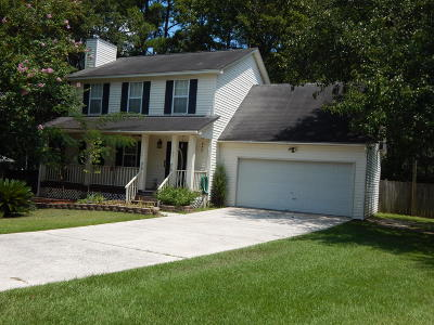 Goose Creek Single Family Home For Sale: 127 Round Table Lane
