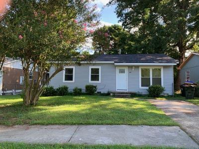 Summerville Single Family Home For Sale: 509 E Richardson Avenue