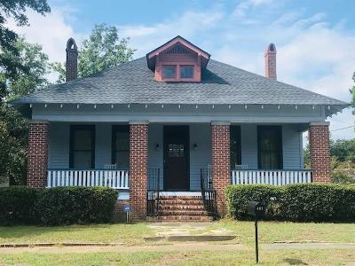 Single Family Home For Sale: 407 W Mulberry Street