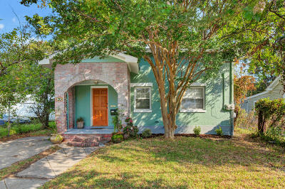 Charleston Single Family Home For Sale: 20 Reid Street