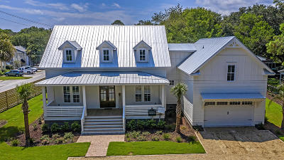 Single Family Home For Sale: 1497 Seminole Street