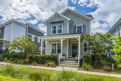 North Charleston Single Family Home For Sale: 5162 Celtic Drive